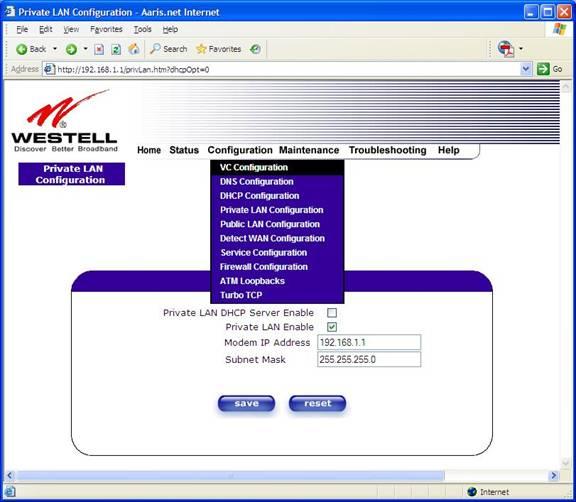 brand x internet rh brandx net Westell 2200 Bridge Mode Westell 2200 Bridge Mode